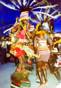 Kiabkari dzieci taniec życie stórój Tanzania