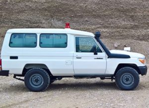 Ambulans dla Kiabakari  Fundacja Kiabakari pomoc wsparcie